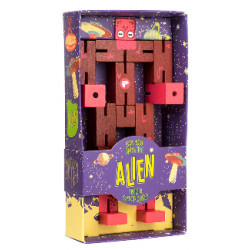 Jeux de société - Casse-tête Puzzleman Planet : Alien