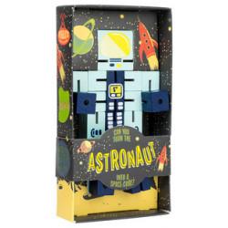Jeux de société - Casse-tête Puzzleman Planet : Astronaut