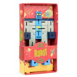 Jeux de société - Casse-tête Puzzleman Planet : Robot