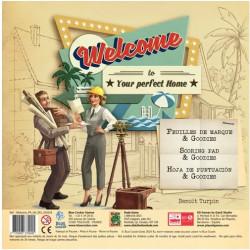 Jeux de société - Welcome Pack de Feuilles