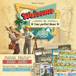 Jeux de société - Welcome extension Camion de Glaces et Zombies
