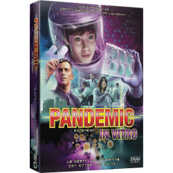 Jeux de société - Pandemic Extension : In vitro
