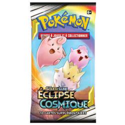 Booster Pokémon Soleil et Lune - Eclipse Cosmique