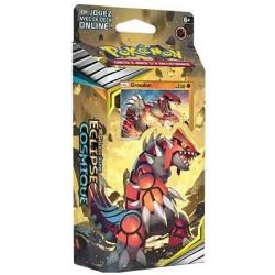 """Deck Pokémon Soleil et Lune 12 - Eclipse Cosmique """"Sommets Vertigineux"""""""