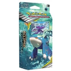 """Deck Pokémon Soleil et Lune 12 - Eclipse Cosmique """" Abysses Obscurs """""""