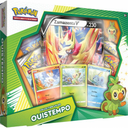 "Coffret Pokémon Français Collection Galar : Ouistempo "" Zamazenta """