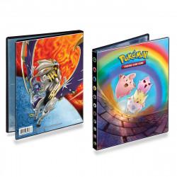 Portfolio A5 Pokemon SL12 Soleil et Lune 4 Cases