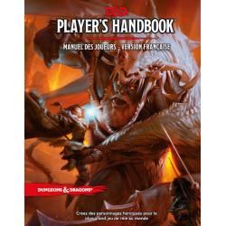 Dungeons & Dragons 5e Éd. : Player's Handbook - Manuel des Joueurs - Version française