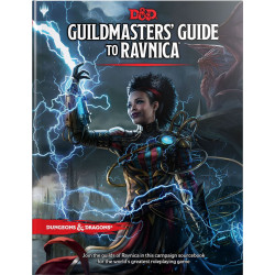 Dungeon & Dragon - Guildmasters'Guide to Ravnica