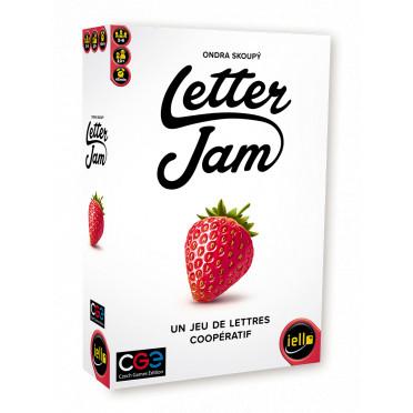 Jeux de société - Letter Jam