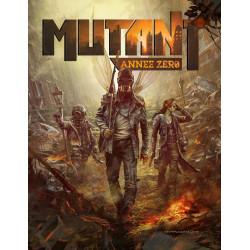 Jeux de rôle : Mutant : Année Zéro - Livre de Base