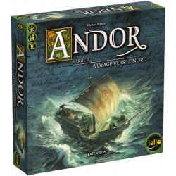 Jeux de société - Andor : Voyage vers le Nord
