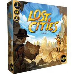Jeux de société - Lost Cities : Le Duel
