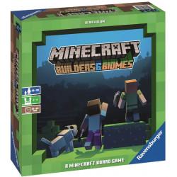 Jeux de société - Minecraft : Builders & Biomes