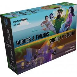 Jeux de société - Murder & Friends