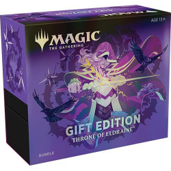 Bundle Magic Anglais Gift Edition Throne of Eldraine