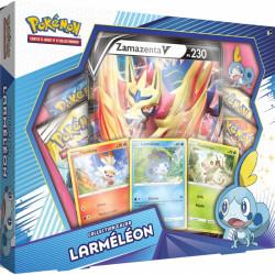 "Coffret Pokémon Français Collection Galar : Larméléon "" Zacian """