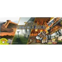 Jeux de société - 7 Wonders - Wonder Pack