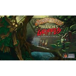 Jeux de société - Spirit Island : De Branches et de Griffes
