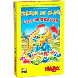 Jeux de société - Trésor de glace : L'Oeuf de Dragon