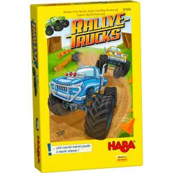 Jeux de société - Rallye Trucks