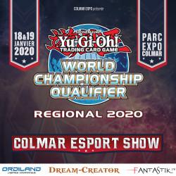 WCQ Colmar Yu-Gi-Oh! 19/01/20 World Championship Qualifier Régional 2020 Colmar Esport Show