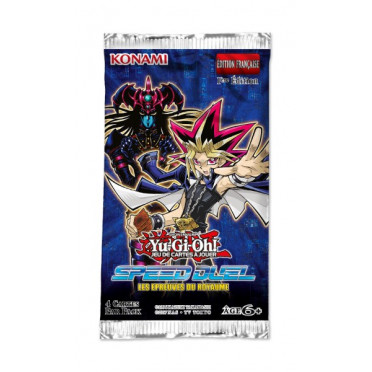 Booster Yu-Gi-Oh! Speed Duel : Les Epreuves du Royaume
