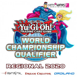 WCQ Mulhouse Yu-Gi-Oh! 15/03/20 World Championship Qualifier Régional 2020 Mulhouse Happy'Games