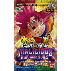 Booster Dragon Ball Super Card Game - Malicious Machinations B08