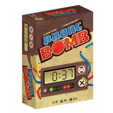 Jeux de société - Phone Bomb