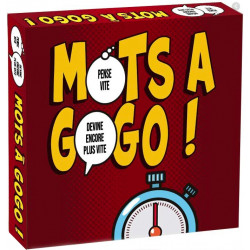 Jeux de société - Mots a Gogo