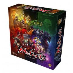 Jeux de société - Mutants - Le Jeu de Cartes