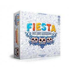 Jeux de société - Fiesta de los muertos