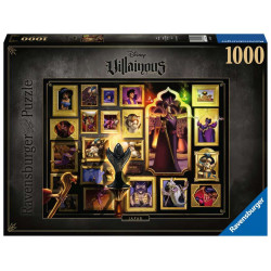 Puzzle : 1000 p - Jafar - Collection Disney Villainous