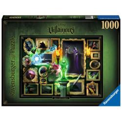 Puzzle : 1000 p - Maléfique - Collection Disney Villainous