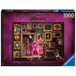 Puzzle : 1000 p - Capitaine Crochet - Collection Disney Villainous
