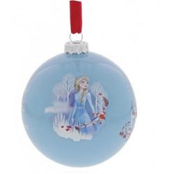 Disney Enchanting suspension Noël - La Reine des Neiges Boule de Noël