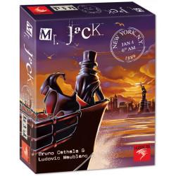 Jeux de société - Mr Jack New York