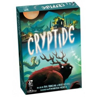 Jeux de société - Cryptide