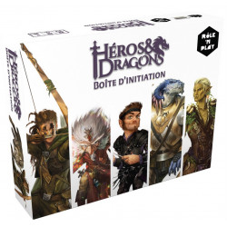 Héros & Dragons - Boite d'Initiation Rôle 'N Play