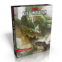 Dungeons & Dragons 5e Éd. : Kit d'Initiation - Version française D&D
