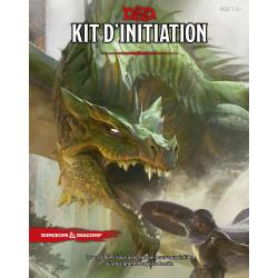 Jeux de rôle - Dungeons & Dragons 5e Éd. : Kit d'Initiation - Version française de Donjon et Dragon