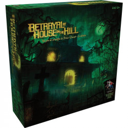 Jeux de société - Betrayal at House on The Hill