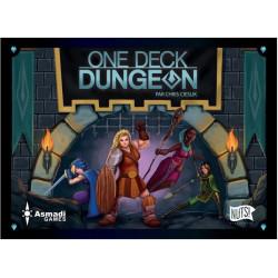 Jeux de société - One Deck Dungeon