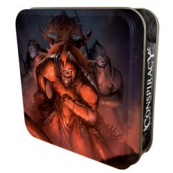 Jeux de société - Abyss - Conspiracy (Rouge)