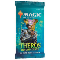 Précommande Booster Magic Theros Beyond Death