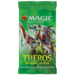 Précommande Collector Booster Theros Beyond Death