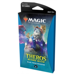 Magic Theme Booster Theros Beyond Death : Bleu