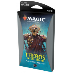 Magic Theme Booster Theros Beyond Death : Noir