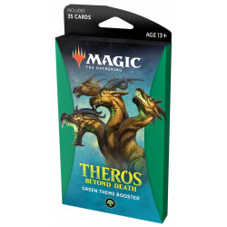 Magic Theme Booster Theros Beyond Death : Vert
